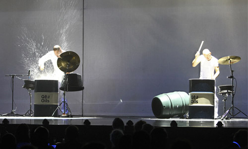 drummers openingsact