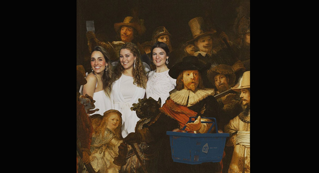 Flavourettes in Nightwatch Rembrandt