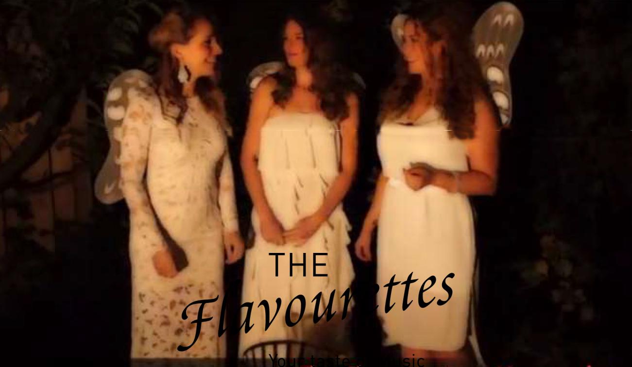 Kerst koortje The Flavourettes