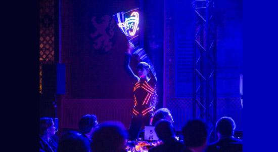 VIsual LED poi met maatwerk beelden