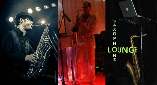 Saxophone Lounge Music