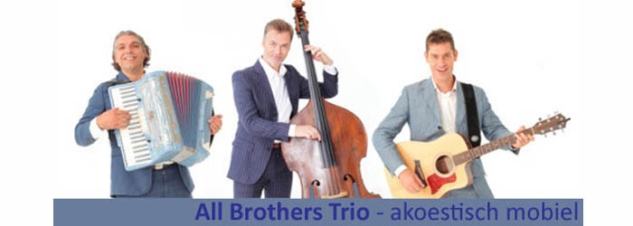 Rondlopend Trio All Brothers