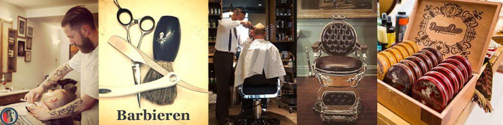 Mobiele barbier op locatie