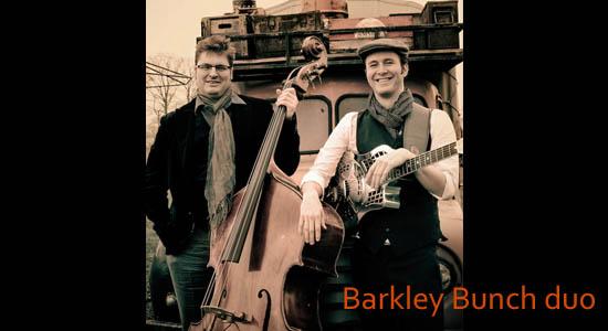 Barkley Bunch duo