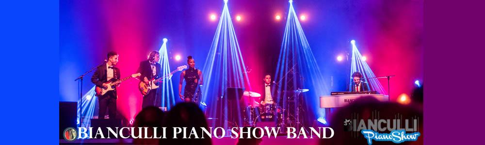 Bianculli Piano Show Band