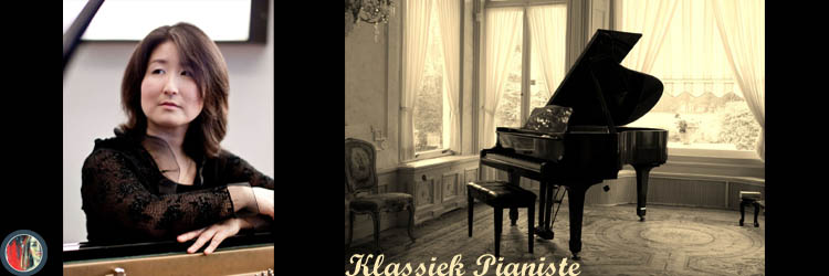 Klassiek pianiste