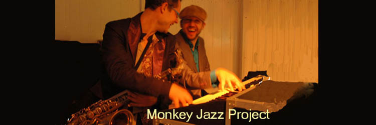 Monkey Jazz lounge duo