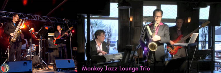 Monkey Jazz lounge trio