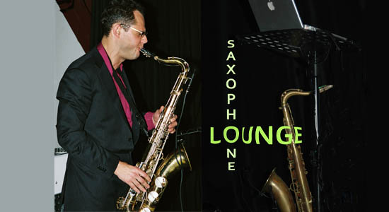 Saxophone Lounge Music