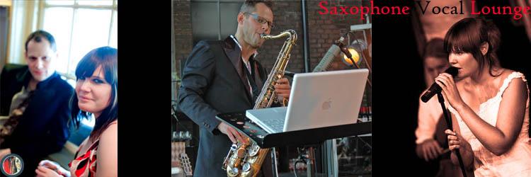 Saxophone Vocal Lounge