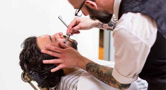Mobiele barbier inhuren op uw evenement