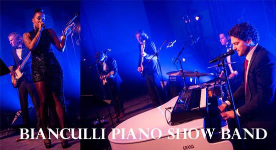 Bianculli Piano Show Band, voor een onvergetelijke avond
