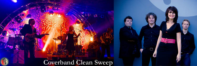 Coverband Clean Sweep