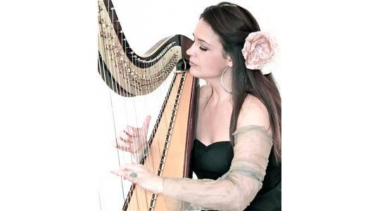La Bella Rosa - Harp sopraan duo