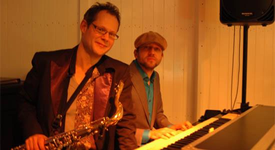 Monkey Jazz Lounge duo