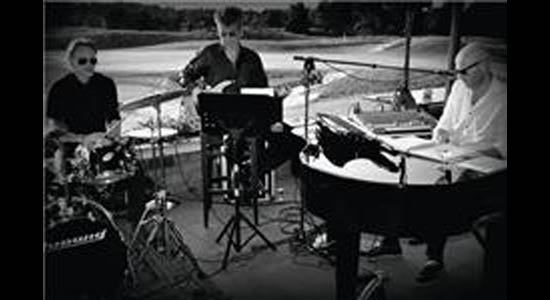 Popjazz trio Patrick John MacKaaij