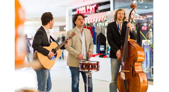Italiaans én allround duo of trio Colore