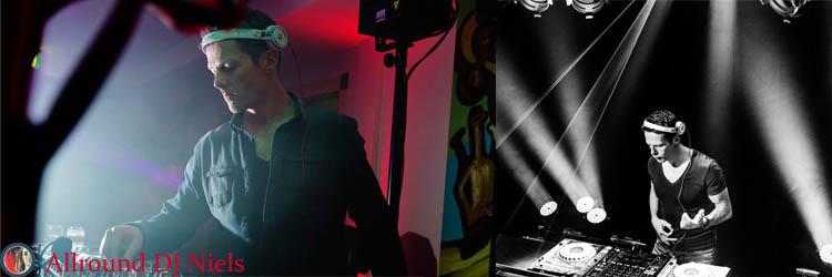 Allround DJ Niels