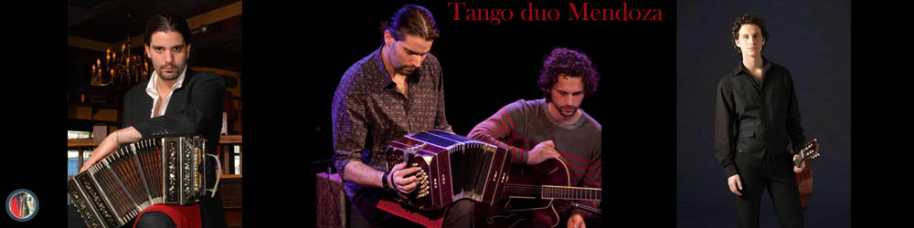 Tango duo Mendoza