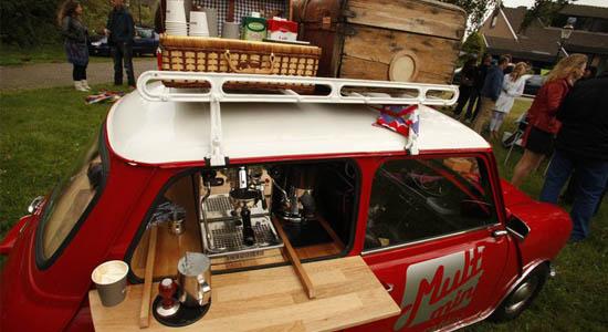 Rijdende Espressobar Caféini