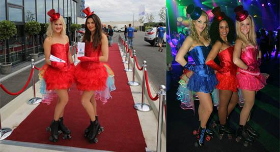 Femmes de la Nuit - hostesses en danseressen