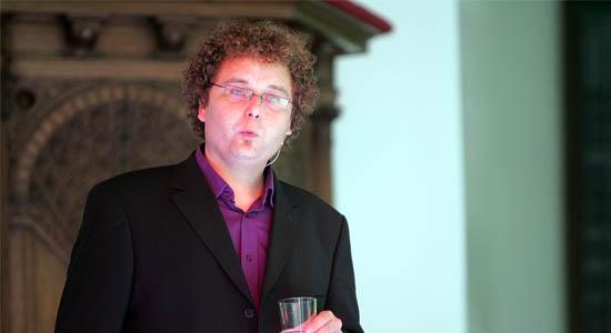 Kunstfluiter Geert Chatrou