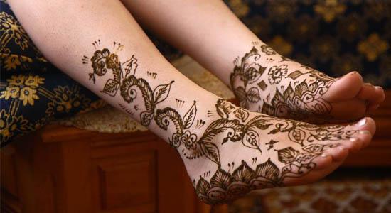 Henna tatoeages, prachtige en originele huiddecoratie
