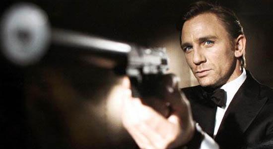 James Bond themafeest