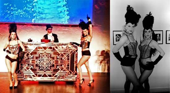Jaren 20 - Burlesque themafeest