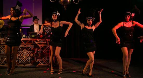 Jaren 20 - Great Gatsby themafeest