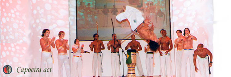 percussie - capoeira act