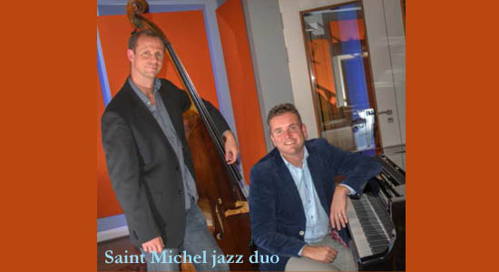 Saint Michel jazz duo