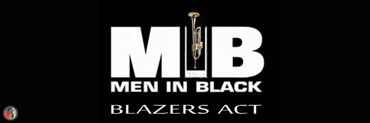 Men In Black blazersact