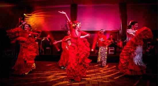 Flamenco 'Fuego Grande - Flamenco show
