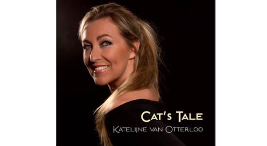 Pop jazz zangeres Katelijne van Otterloo