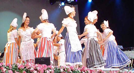 Klompendanseressen - hollands entertainment