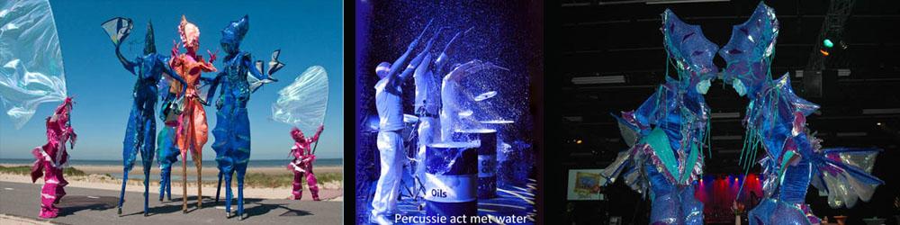 Acts in thema water, zee, oceaan, nautique