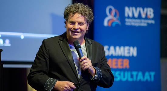 Dirk Zeelenberg dagvoorzitter