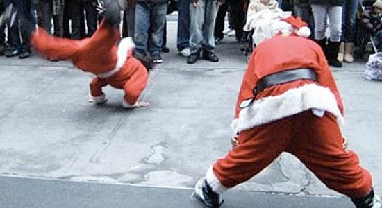 Speciale kerst act voor de decembermaand