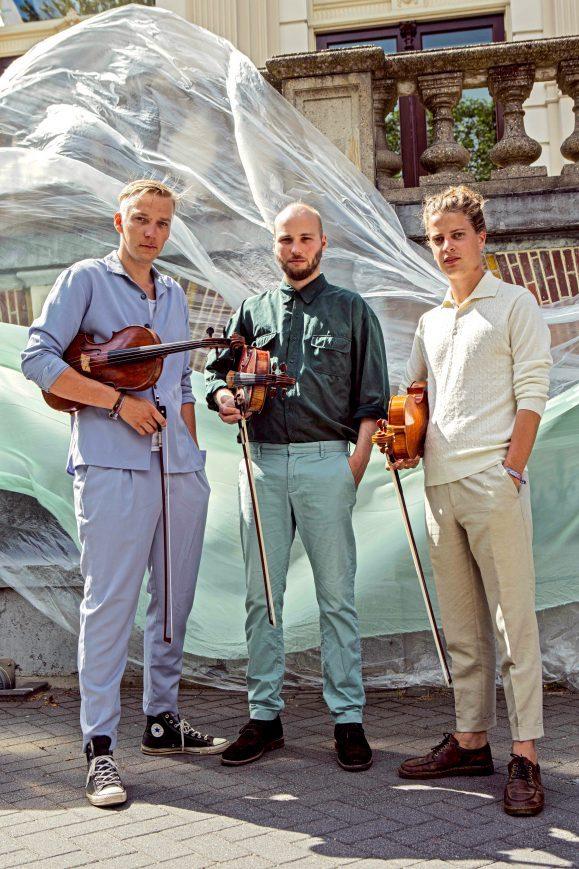 eigentijds klassiek trio
