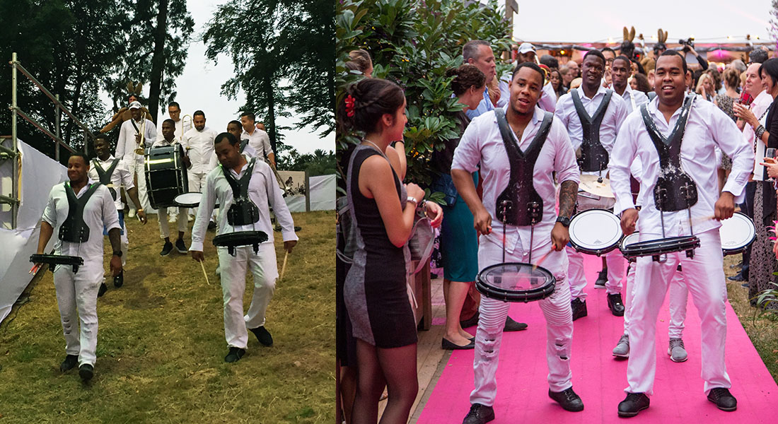 Braziliaanse brassband, sambaband