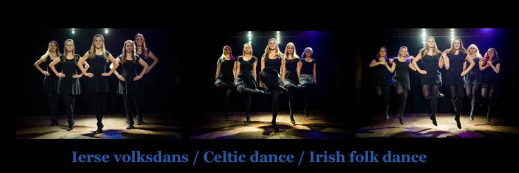 Ierse volksdans Irish folk dance