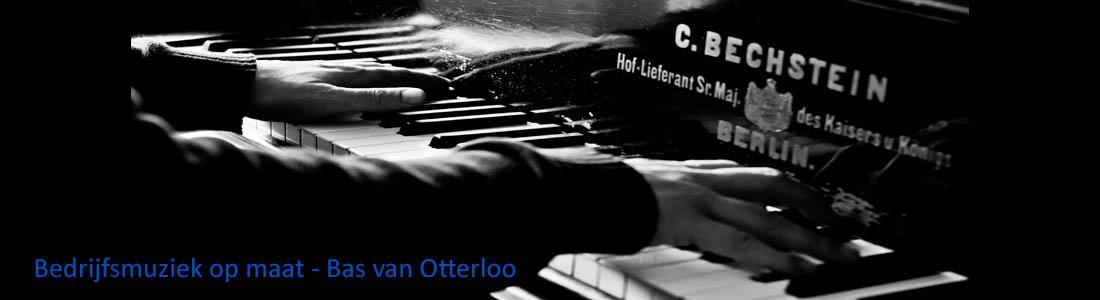Bedrijfsmuziek op maat componist muziekproducent Bas van Otterloo