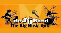 De Jij Band Big Music Quiz