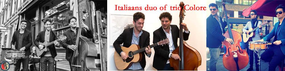 Duo of trio Colore