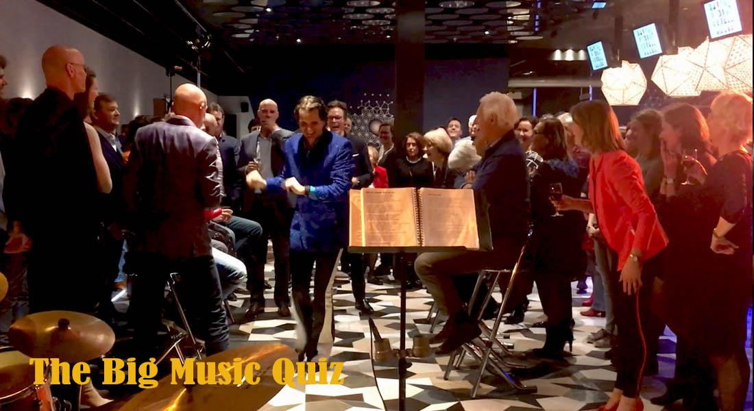 The Big Music Quiz Jij Band