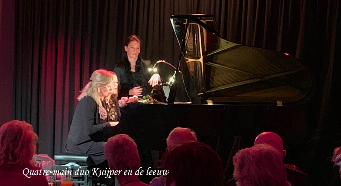 klassiek piano duo, pianistes, quatre-mains